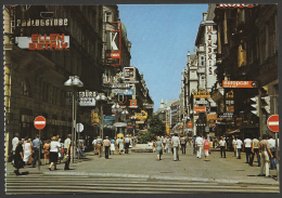 Austria,  Vienna,  Kärntner (Carinthian)   Street,  Published And Printed In Hungary. - Wien Mitte