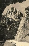 BELLUNO - STRADA DELLE DOLOMITI AL PASSO FALZAREGO 1934 - Udine