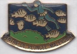 Plongée , Centre De Plongée Malendure , Guadeloupe - Tauchen