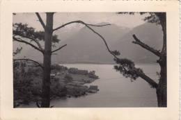 1940 CIRCA PHOTO DU LAC DES 4 CANTONS - SUISSE - Lieux