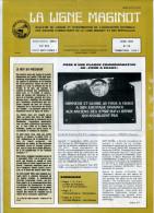 Bulletin Des Anciens Combattants De La Ligne Maginot N° 50 Avril 1989 - History