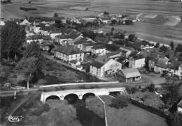 CPSM  -  BAUDONCOURT  (70)  Vue Aérienne -  Le Pont Sur La Lanterne - France