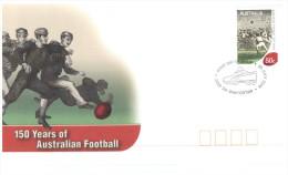 (795) Australia FDC Cover - 2008 - Australian Football - FDC