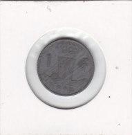 1 Franc Zinc   1946 FL-FR - 1945-1951: Regencia