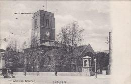 CHELSEA  CHURCH - London Suburbs