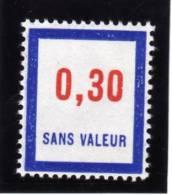 FRANCE FICTIF N° F170 ** Timbre Neuf Gomme D´origine Sans Trace De Charnière - TB - Phantomausgaben