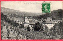 CPA 74 FRANGY Et La Vallée Des USSES - Frangy
