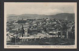 DF / 42 LOIRE / SAINT-ETIENNE / VUE GENERALE - LE CLAPIER ET LE PUITS CHATELUS - Saint Etienne