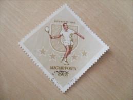 "Ungarn / Hungry  1965    Mi. Nr. 2157   O / Gestempelt     "" Universiade "" - Hongrie"