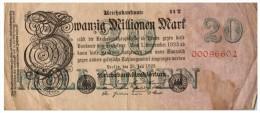 Billet Allemagne, à Identifier  /3105 - To Identify