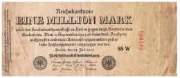 Billet Allemagne, à Identifier  /4057 - Allemagne