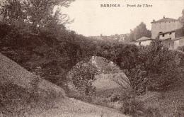 VAR 83 BARJOLS PONT DE L'ARC - Barjols