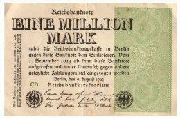 Billet Allemagne, à Identifier  /4057 - 1918-1933: Weimarer Republik