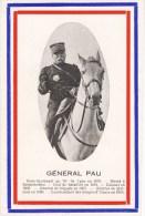 Général Pau, Sous Lieutenant Au 78e De Ligne En 1870 - Personaggi