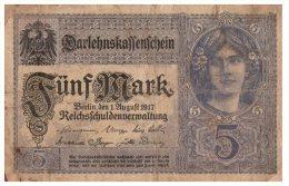 Billet Allemagne, à Identifier  /106 - To Identify