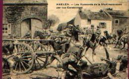 HAELEN « Les Hussards De La Mort Repoussés Par Nos Carabiniers » - Ed. PhoB - Halen