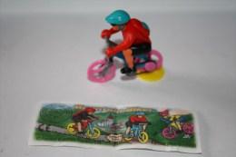 Kinder Mountain Biker N°2a 1997 - Mountables