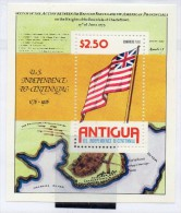 Hb-24 Antigua - Stamps