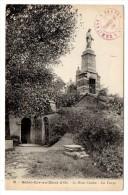 CP, 69, SAINT-CYR-AU-MONT-d'OR, Le Mont Cindre, La Vierge, Voyagé - Other Municipalities