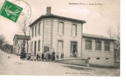 Parisot Ecole De Filles - France