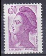 France Neuf ** - 2184 A Papier Couché - Kuriositäten: 1980-89 Ungebraucht