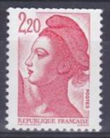 France Neuf ** - 2376 D Papier Couché - Abarten Und Kuriositäten