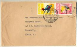 _4V-665:  N° 19 & N° 21 : Vogels Birds... > London - Malaysia (1964-...)