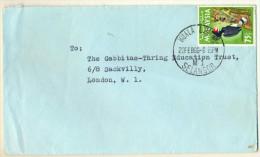 _4V-664:  N° 22 : Vogels Birds... > London - Malaysia (1964-...)