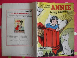 La Petite Annie N° 2 : La Vie D'artiste. Darrell McClure.1957. Parue Dans Le Journal De Mickey - Livres, BD, Revues