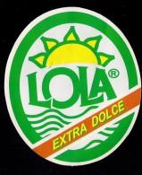 # PINEAPPLE LOLA, Type 2 DARK GREEN - Distrib.by SIFE - Fruit Tag Balise Anhanger Ananas Pina Africa Afrika Afrique - Fruits & Vegetables