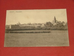 OHEY  -  Panorama    -  1928     - (2 Scans) - Ohey