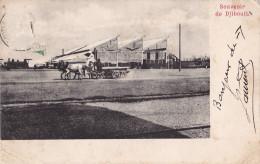 Souvenir De Djibouti Attelage Gare - Djibouti