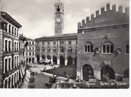1960 CIRCA   - TREVISO PIAZZA DEI SIGNORI - Treviso