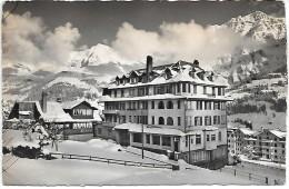SUISSE - ADELBODEN - Hôtel Beau-site - Suisse