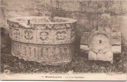MONTCHAUVET - La Cuve Baptismale - Autres Communes