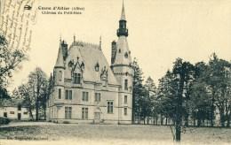 Cosne-d'Allier  Château Du Petit-Bois  Cpa - Autres Communes