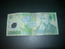 Romania .  10.000 Lei  2000. - Rumania