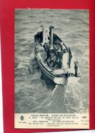 GUERRE 1914 1915 DANS LES BALKANS LE GENERAL SARRAIL SE REND SUR LE SAINT LOUIS  CARTE EN BON ETAT - Guerre 1914-18