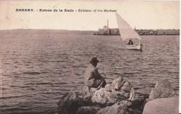 Sanary-   // Voir Description // * Belle Cpa* Epeche . Contraste Poussé Pour Voir Les Détails - Sanary-sur-Mer