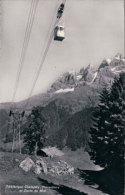 Champéry-Planachaux, Téléférique (8636) - VS Valais