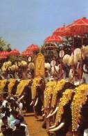 Pooram - India