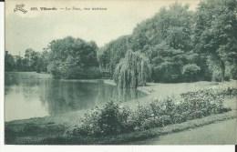 Vilvorde -- Le  Parc,  Vue  Intérieur.    (2 Scans) - Vilvoorde