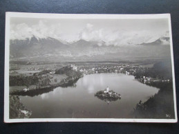1930. Bled And Mountain Karavanke / Slovenia - Slovenië