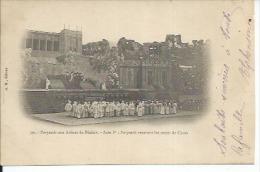 30 - PARYSATIS AUX ARENES DE BEZIERS - ACTE 1er: PARYSATIS RECEVANT LES RESTES DE CYRUS  ( Animées ) - Beziers