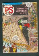 Rare Fascicule  Illustré Par Will EISNER Pour  Armée Américaine ( US Army ) The Preventive Maintenance Monthly PS N°101 - Otros