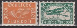 Allemagne N° PA 1 - 2 *** - 1919 - Poste Aérienne