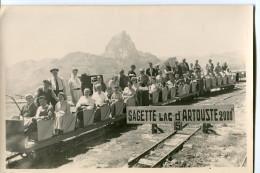 PHOTO  -  SAGETTE LAC D´ ARTOUSTE - Photos