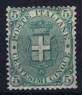 Italy Mi 60   ,Sa 59 MH/* 1891