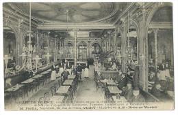 VICHY (Allier) - Le Café De France - Propriétaire H. Fortin - Animée - Vichy