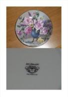 Piattino Di Porcellana Art Galley Design - Ceramica & Terraglie